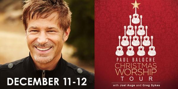 Paul Baloche Tour