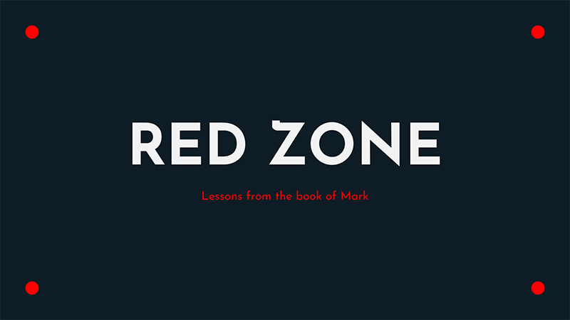 JHS Red Zone October Theme