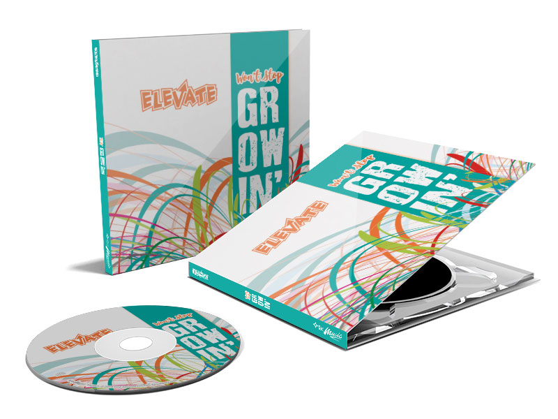 Elevate Won't Stop Growin' CD