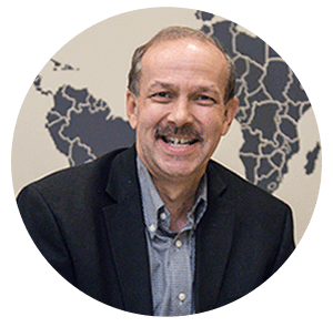Rev. David Hearn, President of The Christian and Missionary Alliance in Canada