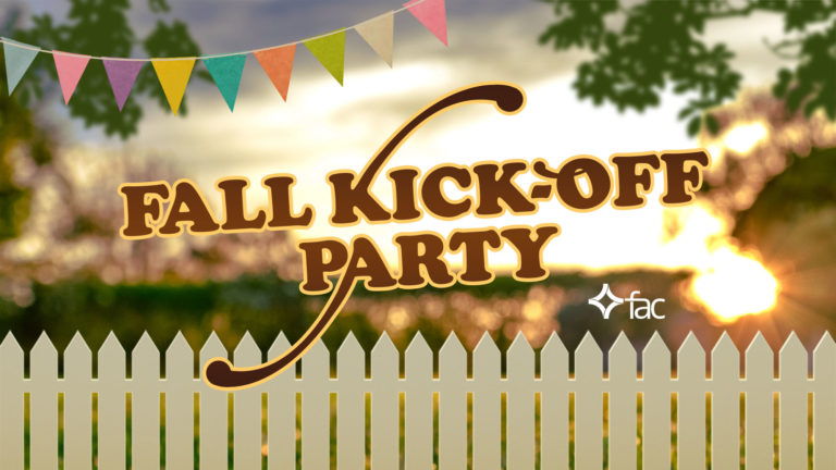 Fall Kick-Off 2018
