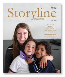 Storyline Fall 2018