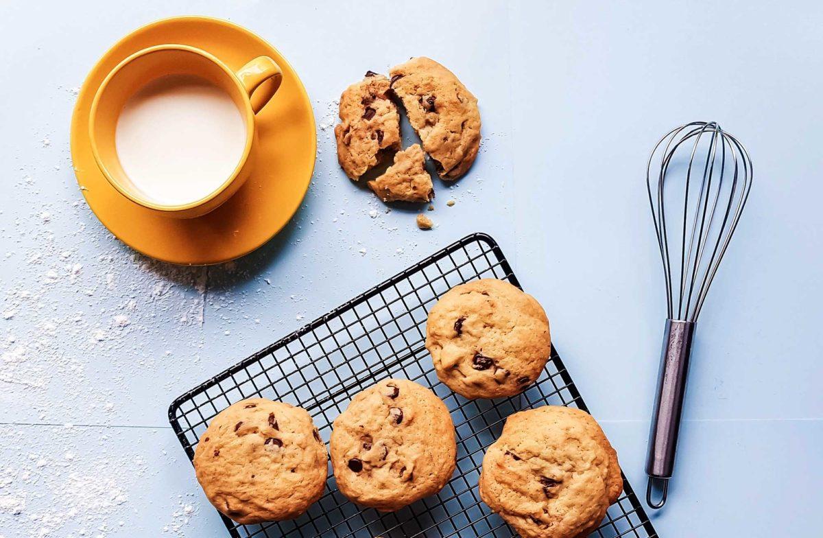 Harvest Chocolate Chip Cookies