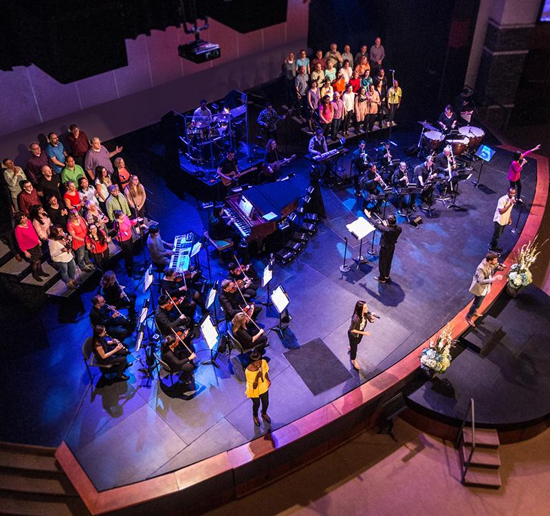 FAC Choir and Orchestra