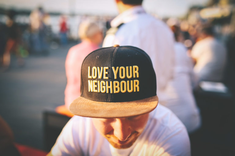 Love your neighbours