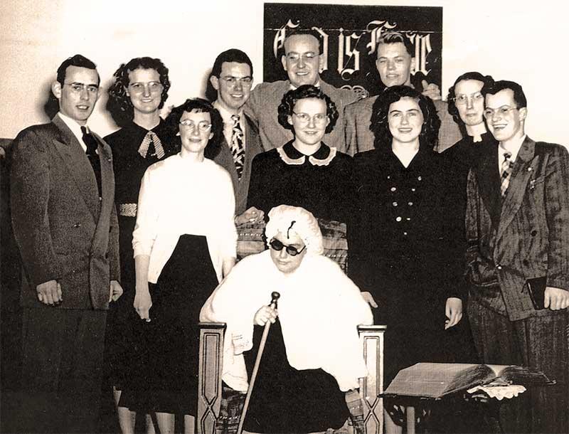 1940s drama group