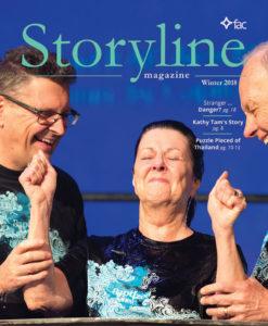 Storyline Winter 2018 Issue