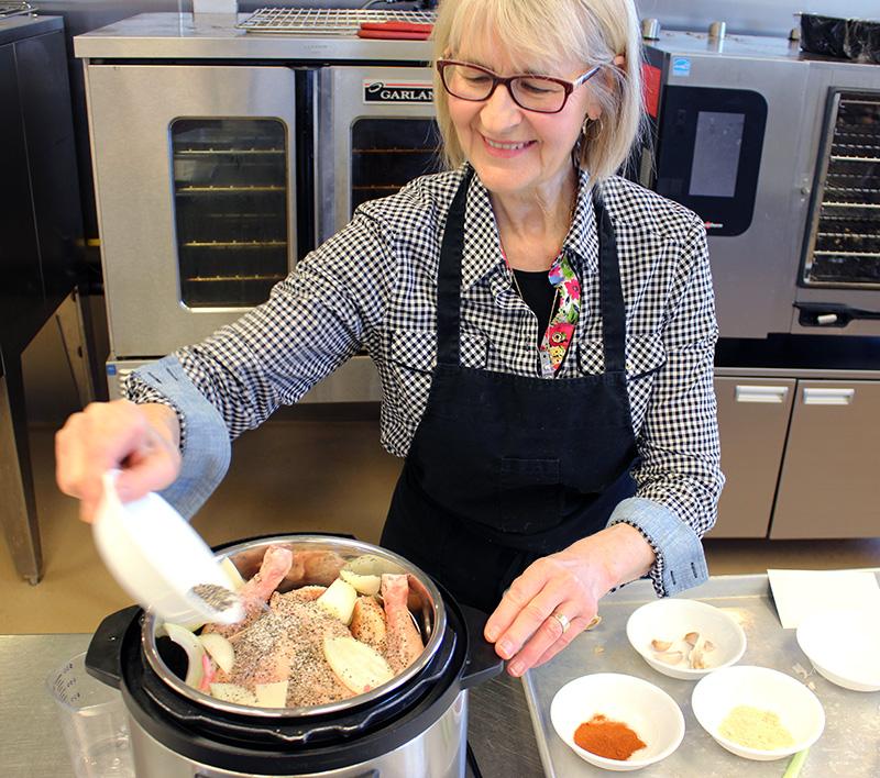 Gail Hunter chicken recipe