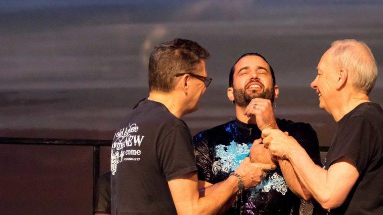 baptism stories