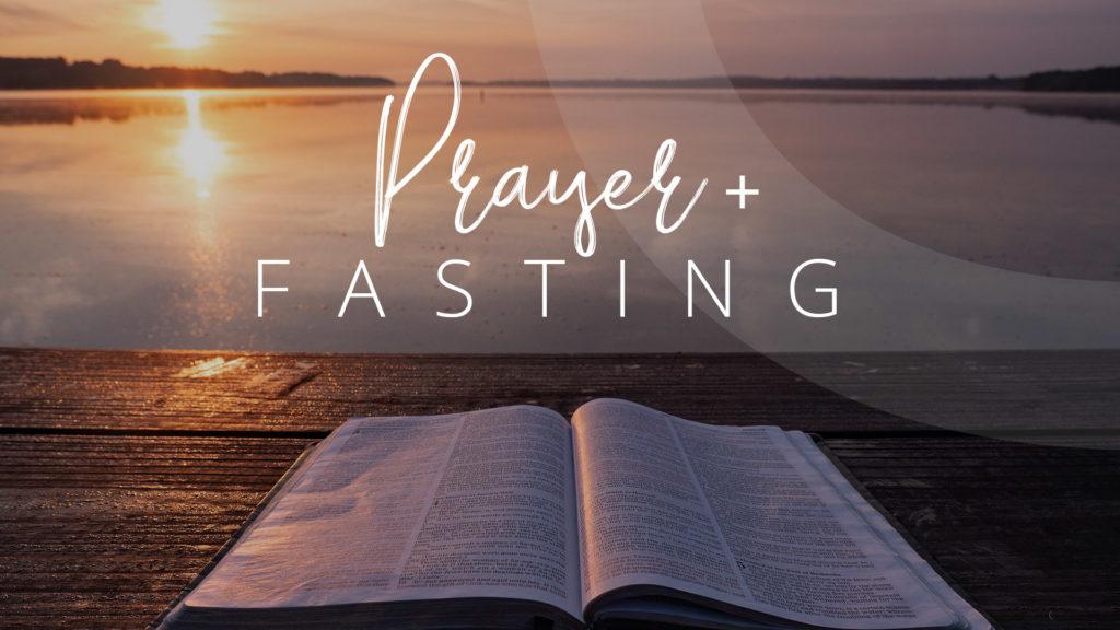 Prayer & Fasting Week | First Alliance Church, Calgary