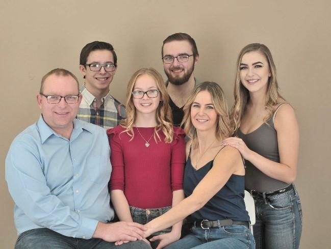 Gruszecki Family