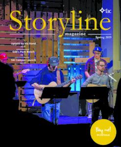 Storyline Spring 2019