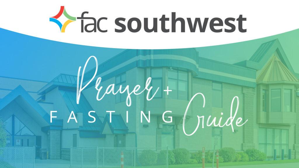 FAC Southwest Prayer Guide