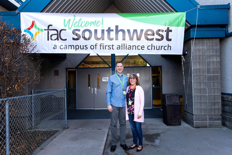 FAC Southwest Campus launch
