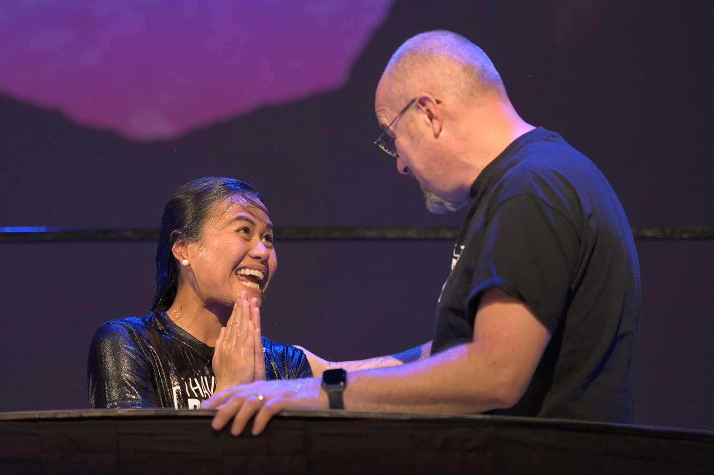 November Baptisms