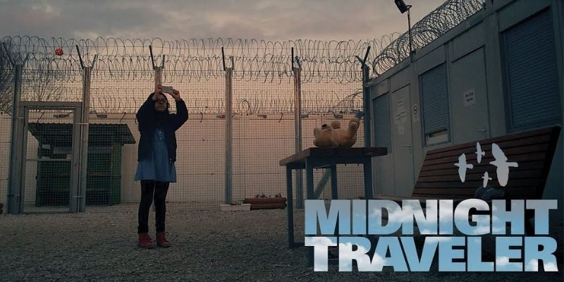 Midnight Traveller - Raw Footage of Refugees