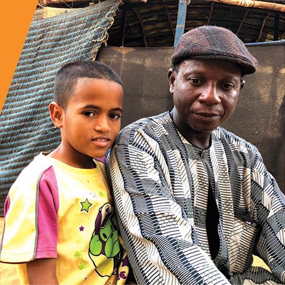 Giving Wall Impacting Niger