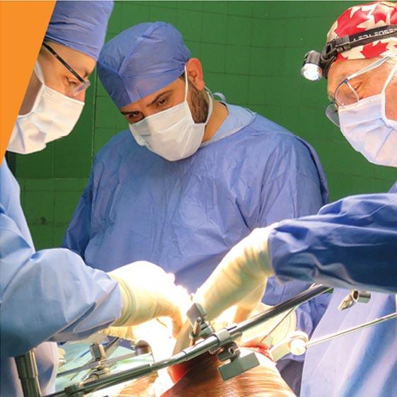 Giving Wall Sandbox Medical