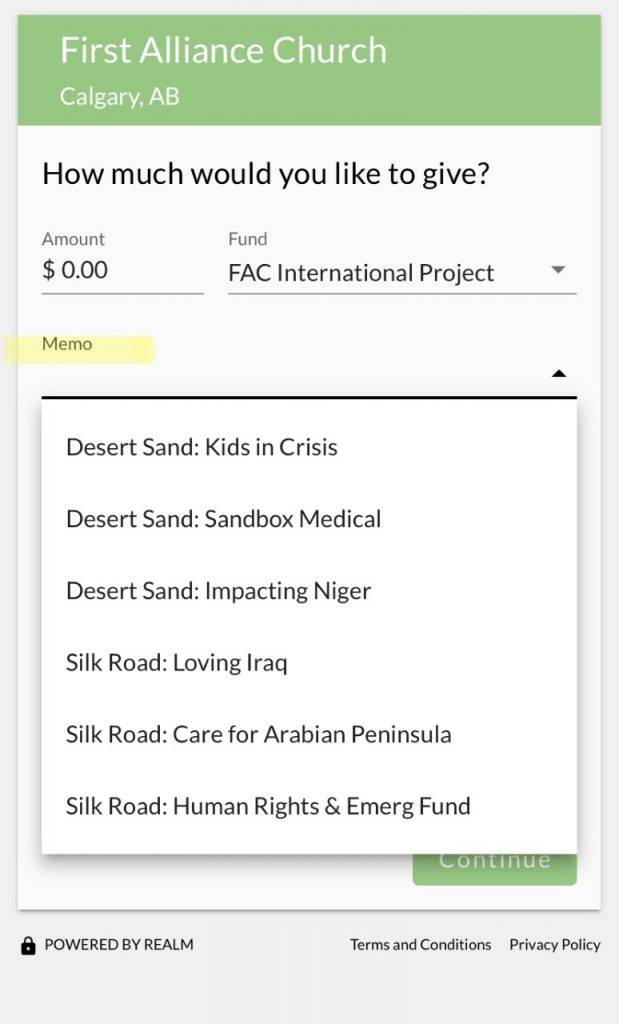 FAC International Select Fund